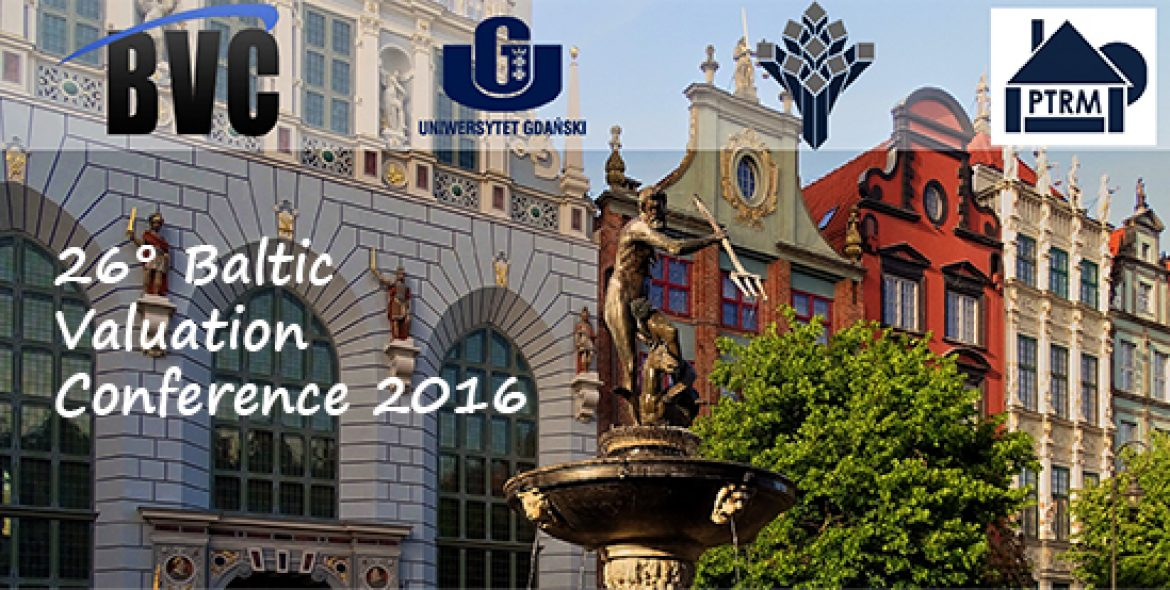 """E. Delsignore alla """"26° Baltic Valuation Conference 2016"""": SWOT Analysis, Highest & Best Use, Rating"""